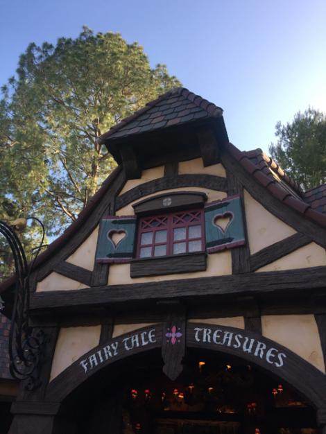 fairy tale treasures