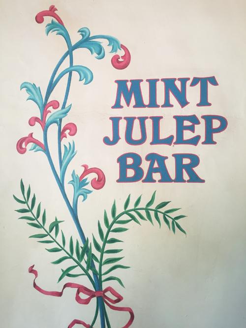 julep sign