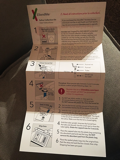 5 instructions