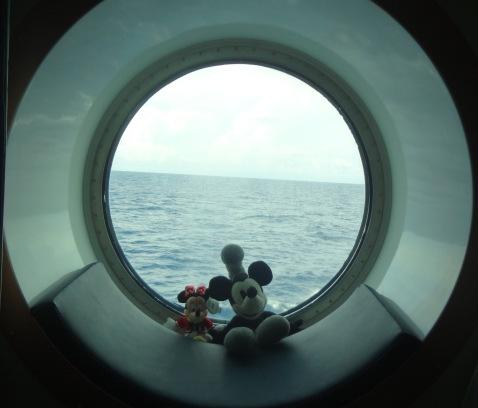 Friends at sea