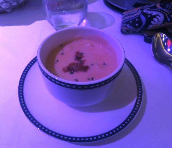 Macaroni Cheese and Baked Potato Soup